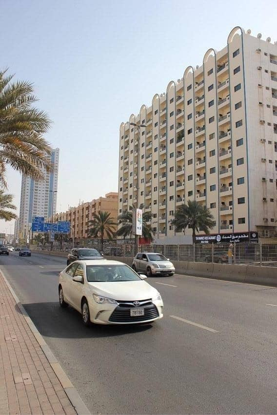 10 LOCATED AT AL WAHDA ST. | NO COMMISSION | 2BHK Available | Near Main City Center Shj