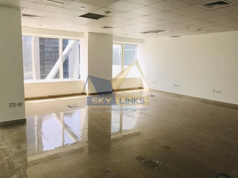 2 Bright | Part Furnished |GLASS Partitions