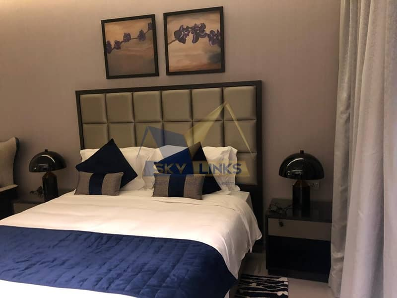 Best offer! Luxurious Fully Furnished Studio Apt For Rent