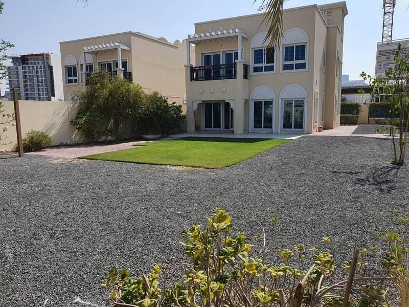 2 Spacious 2 Bedrooms Plus Maids Villa in JVC....!