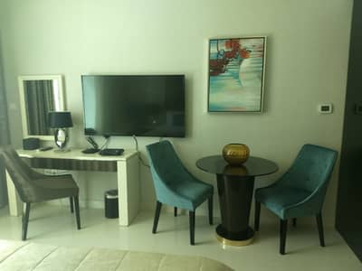 Hotel Apartment for Sale in Business Bay, Dubai - Full Canal View / Rented Studio Hotel Apartment For Sale