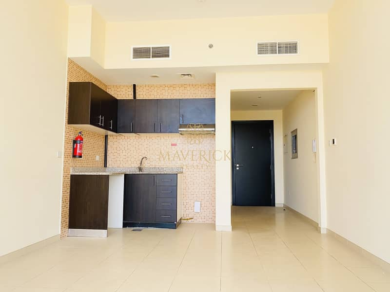 2 Lowest Price | Spacious Studio | 4 Cheques