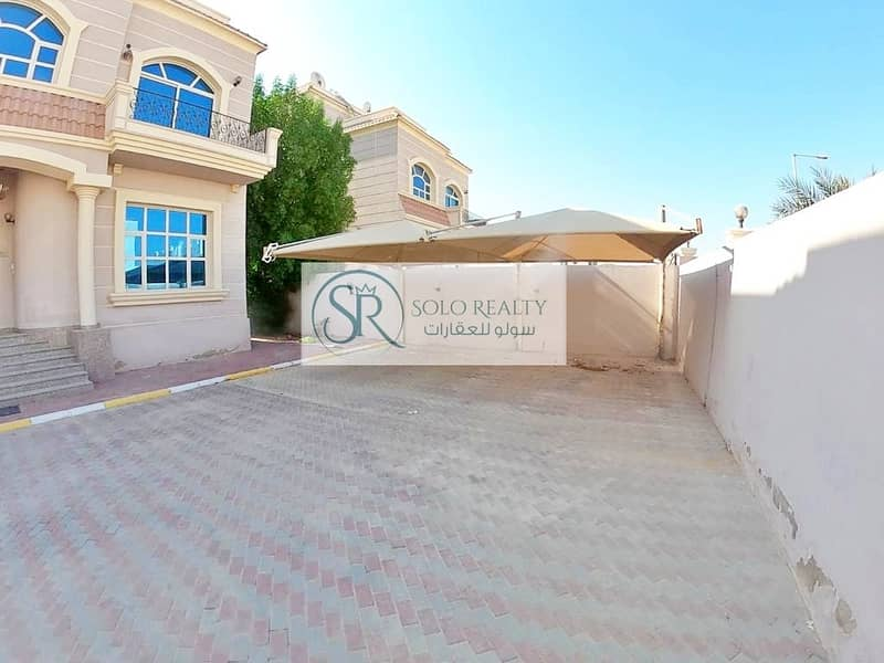 Independent Villa!! Alluring 5BR+Maid I Terrace & Yard I Shaded Parking I Move-in Ready