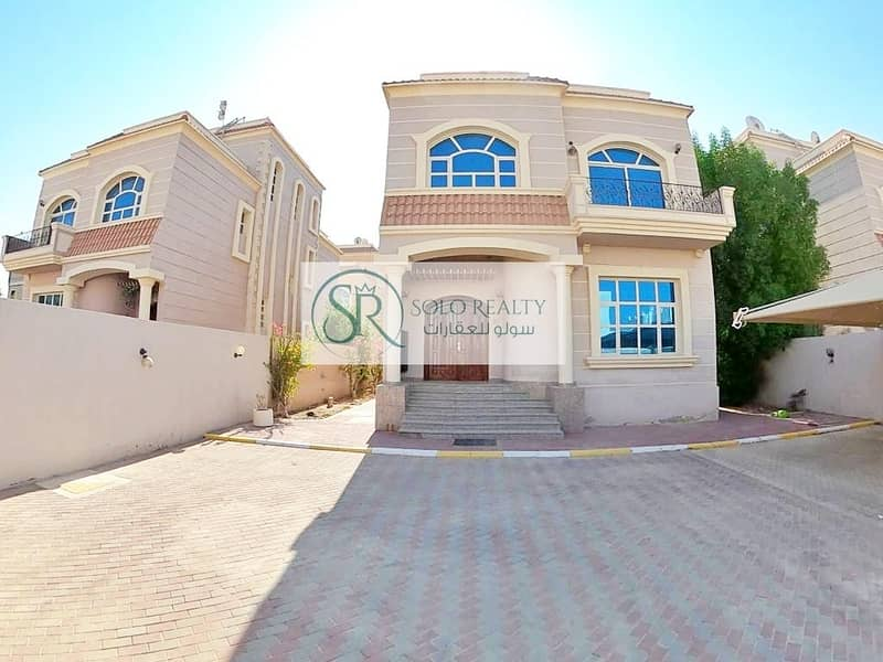 2 Independent Villa!! Alluring 5BR+Maid I Terrace & Yard I Shaded Parking I Move-in Ready