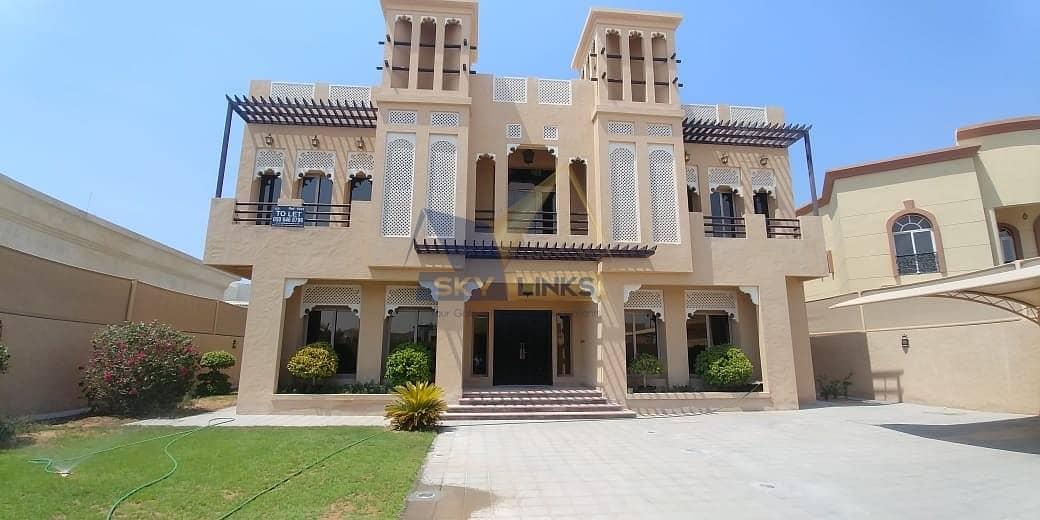 2 Luxury Modern 5BR Villa with elevator