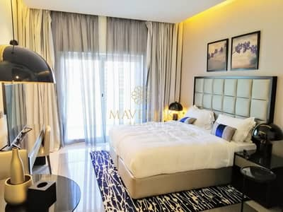 Studio for Rent in Business Bay, Dubai - Spacious New Studio+Balcony  | Furnished