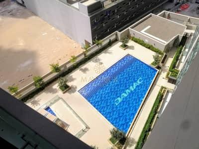 استوديو  للايجار في الخليج التجاري، دبي - Brand New Studio | Near Metro | Pool View
