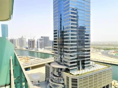 فلیٹ 2 غرفة نوم للايجار في الخليج التجاري، دبي - Canal View | Brand New 2BR | Near Metro