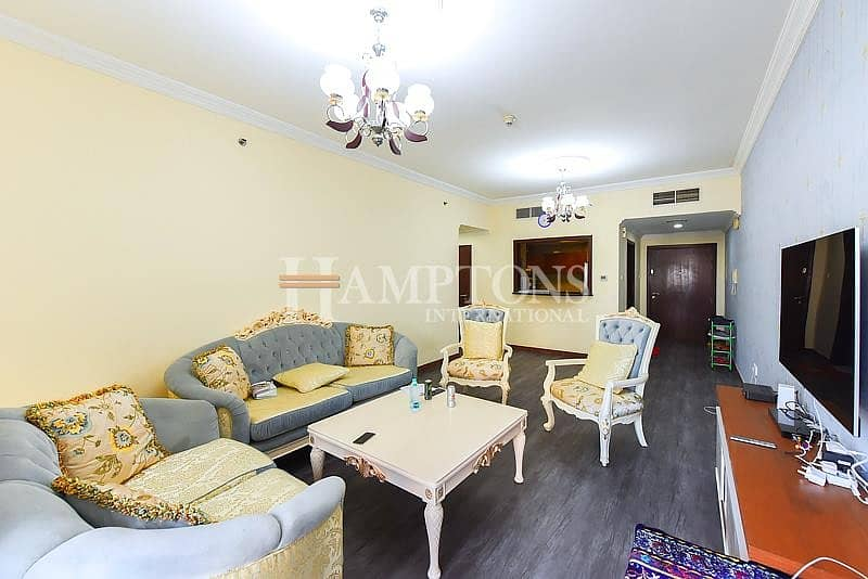 Upgraded 3 BR |Vacant for Sale in ICON 2