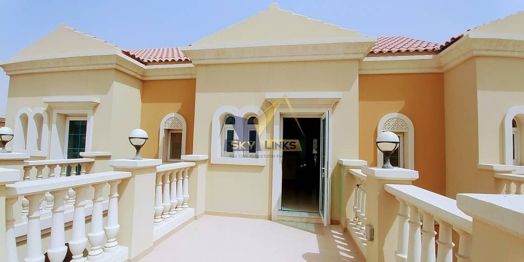 9 1BR Townhouse with Balcony and Garden in JVC..!