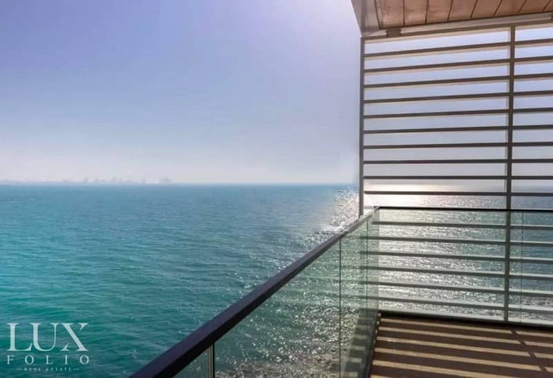 2 Panoramic Sea View - Vacant - Luxury Living