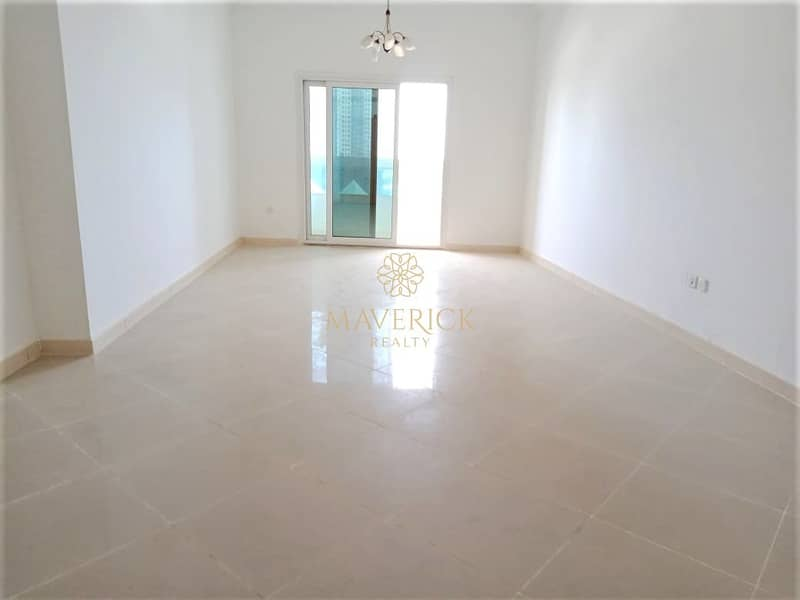 2 45 Days Free | Sea View 3BHK | 6 Cheques