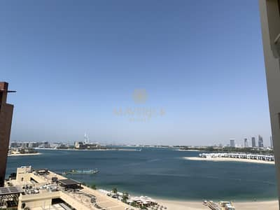 2 Bedroom Flat for Rent in Palm Jumeirah, Dubai - Beach Access+Month+Chiller Free | 2BR+Maids/RR