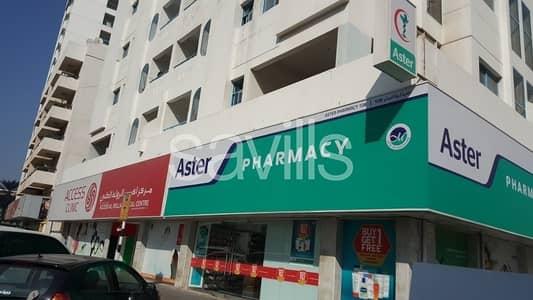 محل تجاري  للايجار في منطقة الرولة، الشارقة - Retail Shops available in Rolla