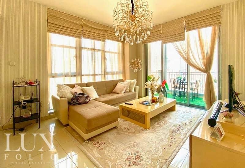Khalifa View | High Floor | Vacant | Furnished