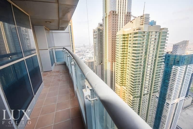 High Floor | Vacant | Partial Sea View