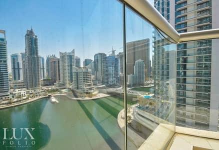 1 Bedroom Flat for Rent in Dubai Marina, Dubai - Chiller Free   High Floor   Corner Apartment