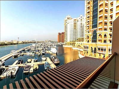 Studio for Rent in Palm Jumeirah, Dubai - Available Now | Sea Views | Furnished