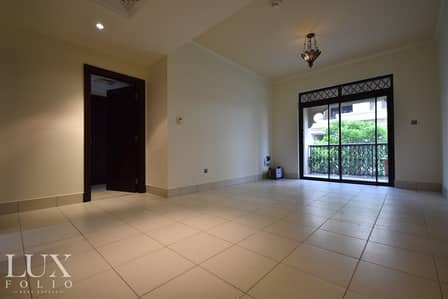 1 Bedroom Apartment for Rent in Old Town, Dubai - OT Specialist | 1 bath | Quiet Community View