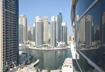 2 Bedroom Flat for Sale in Dubai Marina, Dubai - Vacant | Marina View |Two Balconies
