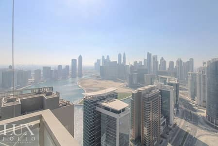 3 Bedroom Flat for Rent in Business Bay, Dubai - 3 Bed + Study | High Floor | Available Now