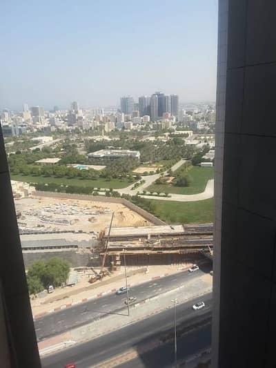 1 Bedroom Apartment for Rent in Al Nuaimiya, Ajman - City Towers: 1 Bed Hall (2 Bath) open view near Safeer Mall and Ajman - Shj Border