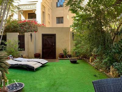 2 Bedroom Flat for Rent in Old Town, Dubai - OT Specialist | Furnished | Large Private Garden