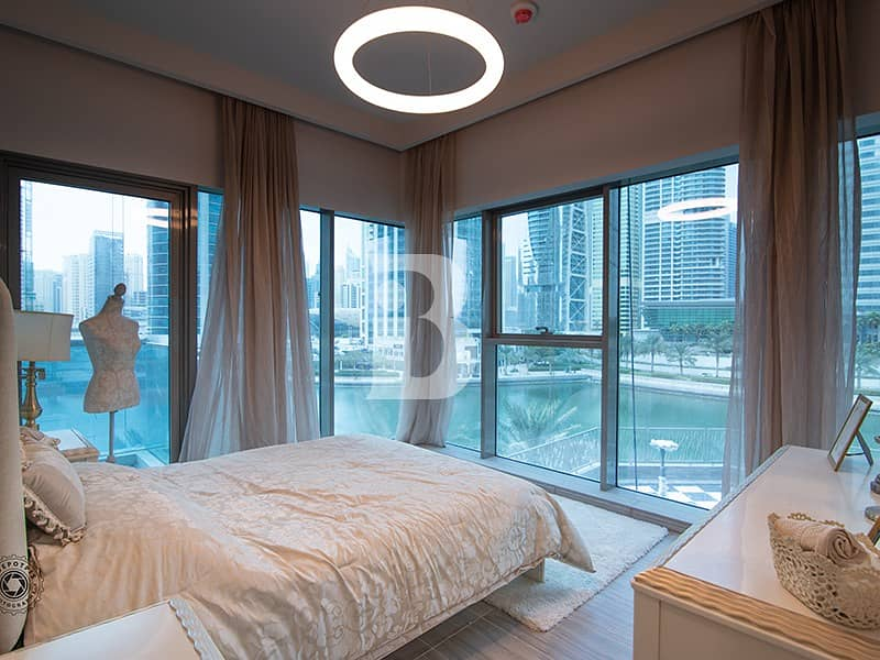 2 GREAT DEAL | 3 BED PENTHOUSE | MAG MBL(WATERFRONT) RESIDENCE , JLT | BOOK NOW