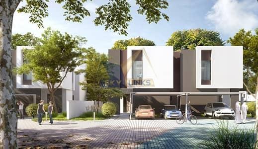 High Quality   4BR Villa for sale in Aljada