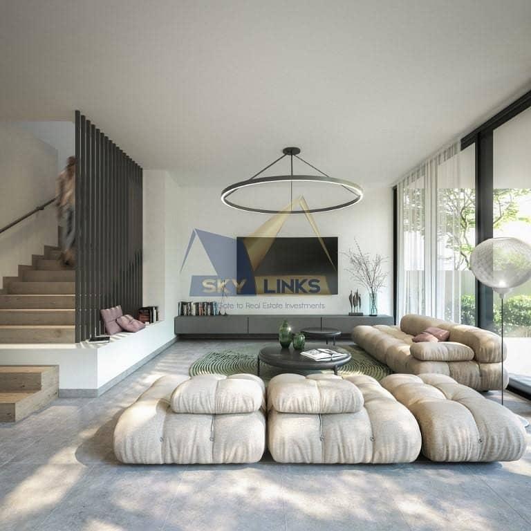 2 Affordable Price  4BR Villa for sale in Aljada