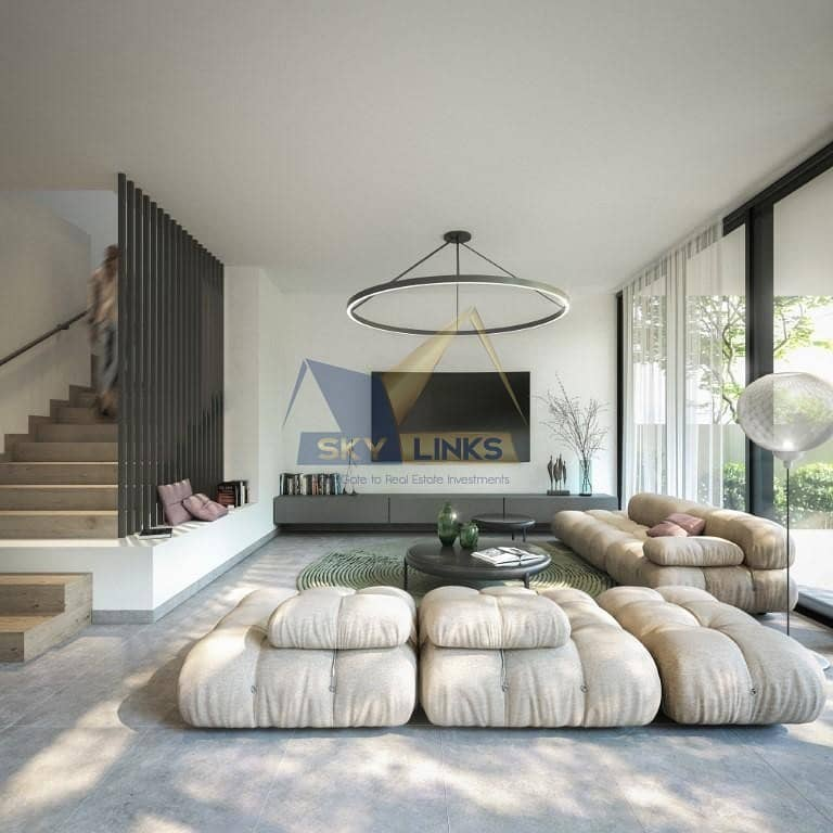 High Quality   4 BR Villa for sale in Aljada