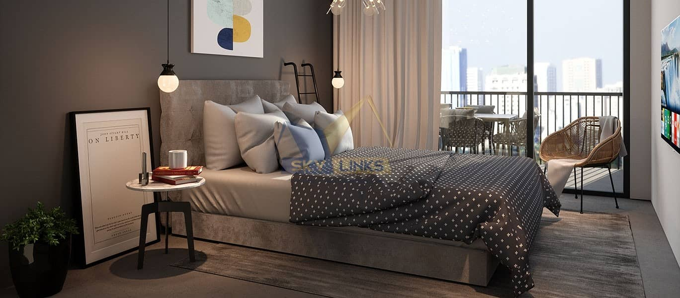 Own an Apartment with a Rental Price Finishing Lux