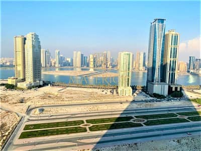 2 Bedroom Apartment for Rent in Al Mamzar, Sharjah - Last Unit Left! Brand New 2BR | Sea View+AC Free