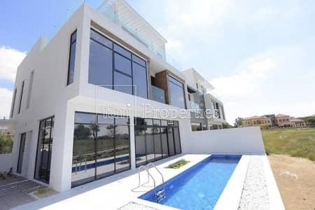 تاون هاوس 3 غرف نوم للبيع في عقارات جميرا للجولف، دبي - 3 BED + MAID   JUMEIRAH GOLF ESTATE   OFF PLAN