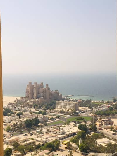 فلیٹ 2 غرفة نوم للايجار في الصوان، عجمان - شقة في أبراج عجمان ون الصوان 2 غرف 32000 درهم - 4799229