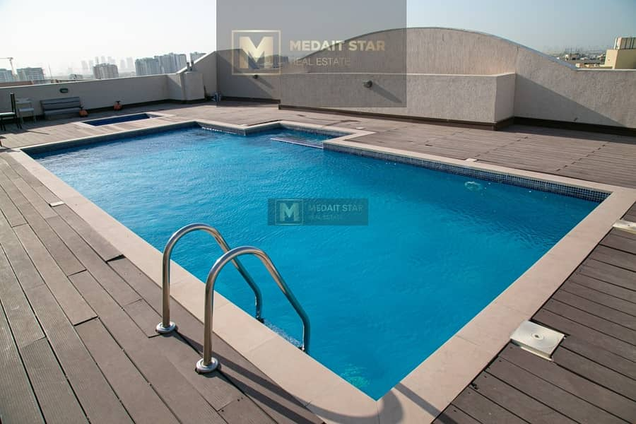 17 2 BHR Al Warqaa 1 - spacious room with balcony