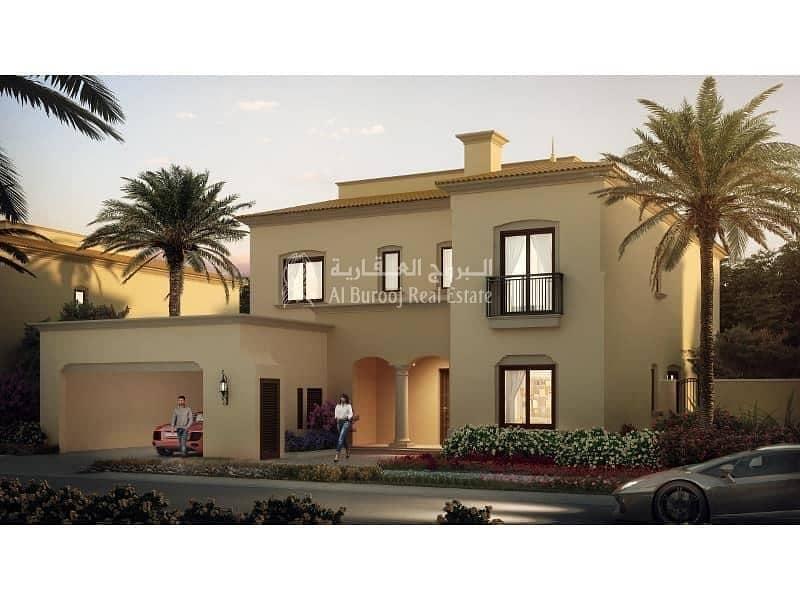 2 Brand New 3BR + Maid for Sale in La Quinta Dubailand