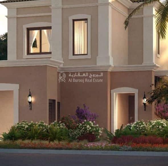 9 Brand New 3BR + Maid for Sale in La Quinta Dubailand
