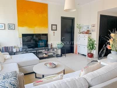 فلیٹ 2 غرفة نوم للبيع في دبي مارينا، دبي - Large Bright Layout W/ Study Marina View Vacant