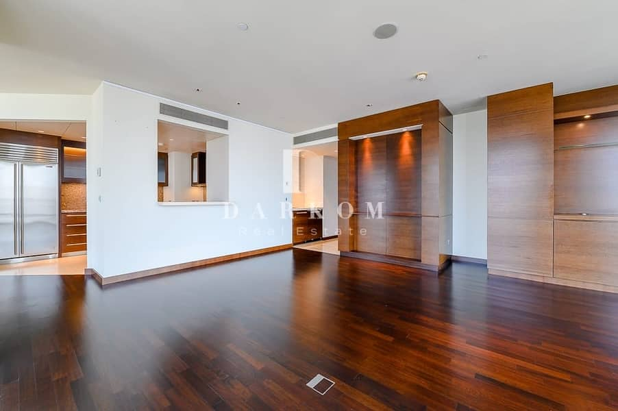 2BR + Store | High Floor | Sea View | 2 Parking