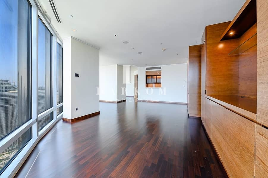 2 2BR + Store | High Floor | Sea View | 2 Parking