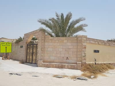 5 Bedroom Villa for Sale in Al Ghafia, Sharjah - For sale house in Al Ghafia area / Sharjah corner and the second block from main street