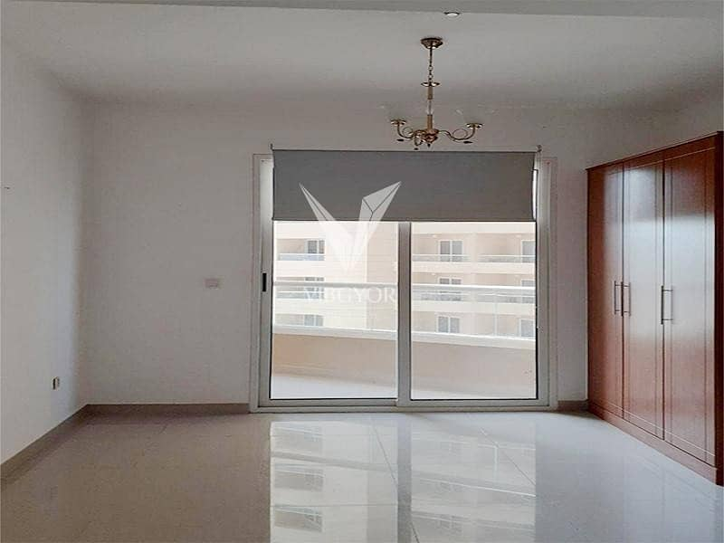 Vacant Studio | Good Condition | Affordable