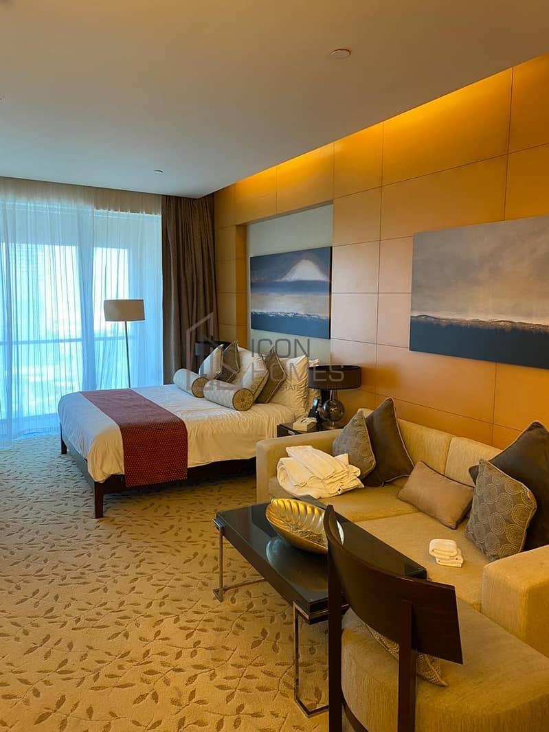 2 High Floor| Dubai Mall access | Amazing studio