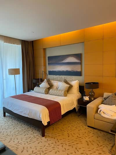 Studio for Rent in Downtown Dubai, Dubai - High Floor| Dubai Mall access | Amazing studio