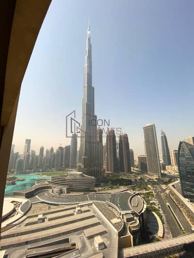 Studio for Sale in Downtown Dubai, Dubai - High Floor| Dubai Mall access | Amazing studio