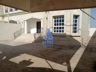 Independent 5 master bedroom with maid and driver room in mbz city