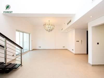 3 Bedroom Flat for Sale in Jumeirah Heights, Dubai - Best Unit |Upgraded | 3 BR Duplex| Unfurnished