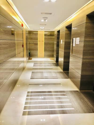 3 Bedroom Apartment for Rent in Sheikh Khalifa Bin Zayed Street, Abu Dhabi - The View Of lights With Sea View ! Stylish Three  Bedrooms Apartment Available Now!