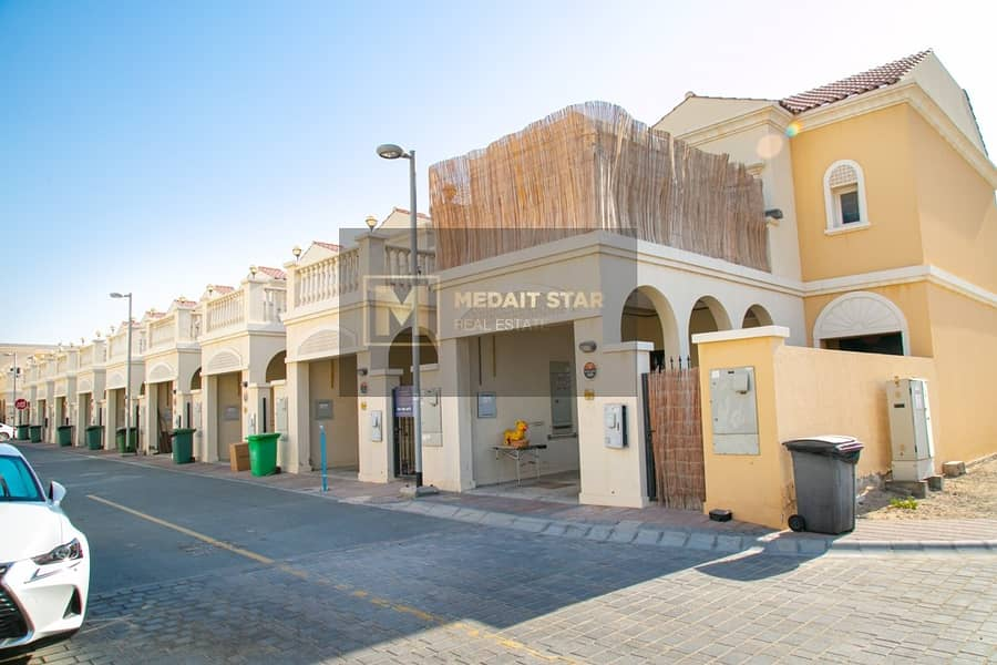 2 One bedroom Townhouse For Rent - Barsha South - JVC